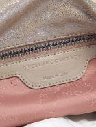 Stella McCartney Pink Falabella Triple Chain Bag - Metallic