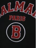 Balmain College Sweatshirt - BLACK