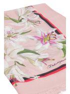 Dolce & Gabbana Modal And Cashmere Scarf - Pink