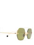 AHLEM Ahlem Place Casadesus Champagne Sunglasses - CHAMPAGNE