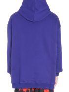 MSGM 'mila' Hoodie - Purple