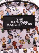 Marc Jacobs 'peanuts' Nylon Backpack - White Multi