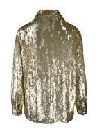 Parosh Shirt - Metallic