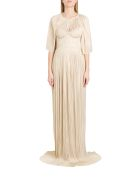 Maria Lucia Hohan Candace Dress - Platino