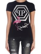 Philipp Plein 'flamingo' T-shirt - Black