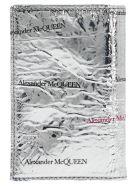 Alexander McQueen Wallet - Silver