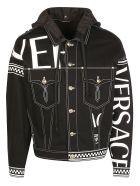 Versace Denim Jacket - Black