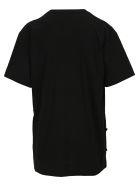Comme des Garçons Comme des Garçons Ruffled T-shirt - BLACK