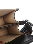 Etro Embroidered Shoulder Bag - Multicolor