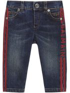Balmain Paris Kids Jeans - Blue