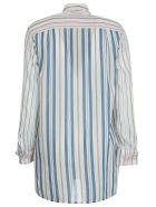 J.W. Anderson Striped Shirt - Baby Pink