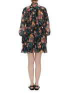 Zimmermann Dress - Black floral