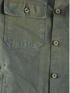 Yeezy Kanye West Canvas Jacket - LIGHT BLUE