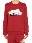 Dolce & Gabbana Sweatshirt - Red
