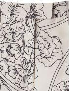 Etro Floral Print Trousers - Multicolor