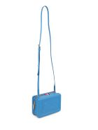 Thom Browne Blue Whale Crossbody Bag - Blue