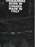 Dsquared2 D Squared Midium Waist Distressed Jeans - BLACK