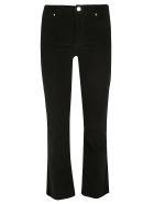 SportMax Flared Leg Trousers - Black