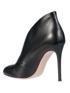 Gianvito Rossi Vamp Pumps - Black