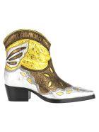 Ganni Meg Boots - Basic