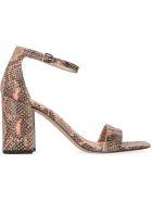 Sam Edelman Daniella Heeled Leather Sandals