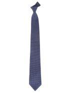 Salvatore Ferragamo Patterned Tie - Bluette