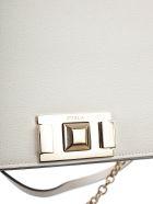 Furla Mimi Mini Cross Body Bag - Chalk