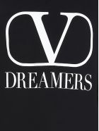 Valentino 'dreamers' Sweatshirt - Black