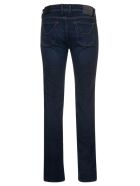 Jeckerson Slim Low Cross Jeans - Dmid Dark Blu