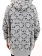Valentino Sweatshirt Logo Gray - Grey