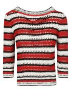 Ermanno Scervino Knitted Top - Basic
