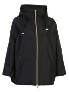 Herno Zipped Jacket - Black