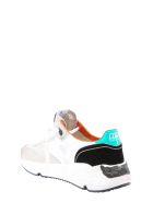 Golden Goose Running Sneakers - White
