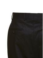 Officine Générale Officine Generale Straight Fit Trousers - Blu