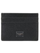 Dolce & Gabbana Card Holder - Nero