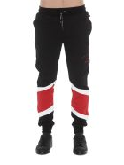 Philipp Plein Sweatpants - Black/red