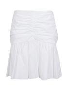 Brognano Skirt - White