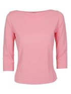 Roberto Collina Fitted Sweater - Pink