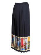 Ultrachic Polyester Skirt - Nero