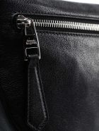 Alexander McQueen Logo Belt Bag - Black