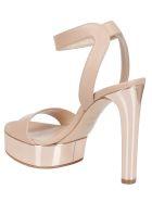 Casadei High Heel Platform Sandals - Basic