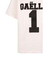 Gaelle Bonheur Logo T-shirt - Rosa nero