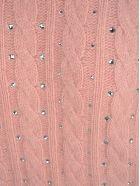 Philosophy di Lorenzo Serafini Philosophy Embellished Knit Jumpe - PINK