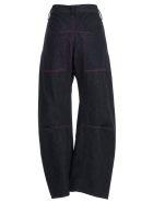 Y's Jeans Wide - Indigo
