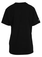 HERON PRESTON Tshirt Aironi - Black