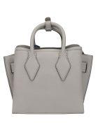 MCM Neo Milla Handbag - Arch grey