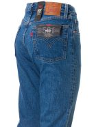 Levi's Straight Leg Jeans - Jive stonewash