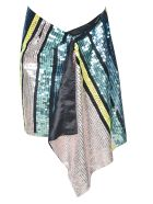 Circus Hotel Sequined Midi Skirt - Multicolor