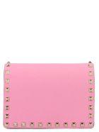 Valentino Garavani Ockstud' Bag - Pink