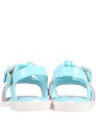 Melissa Light Blue Sandals For Kids With Cloud - Light Blue